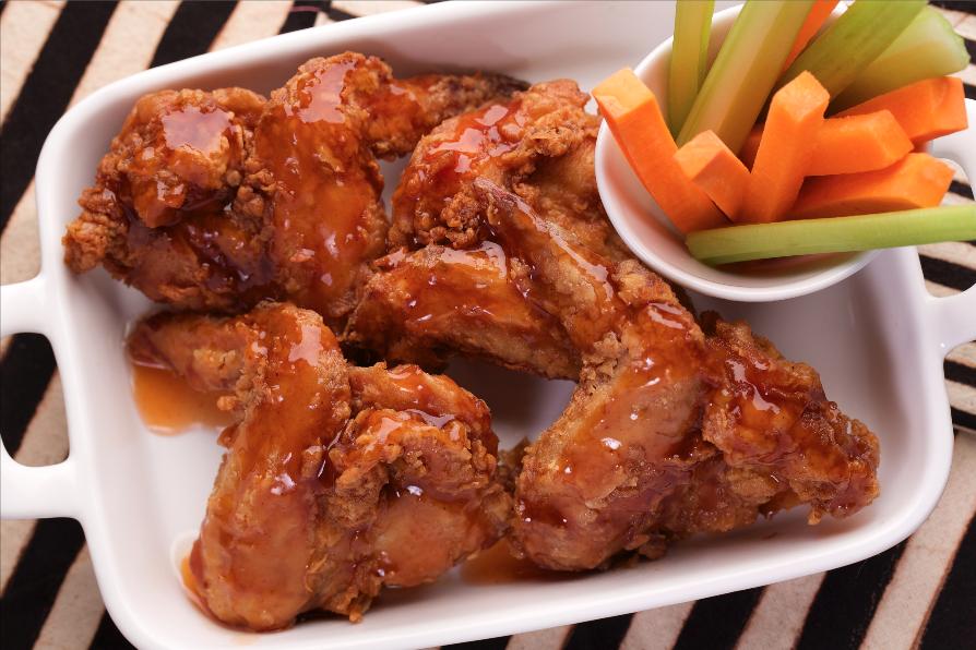 Gangnam Chicken Wings