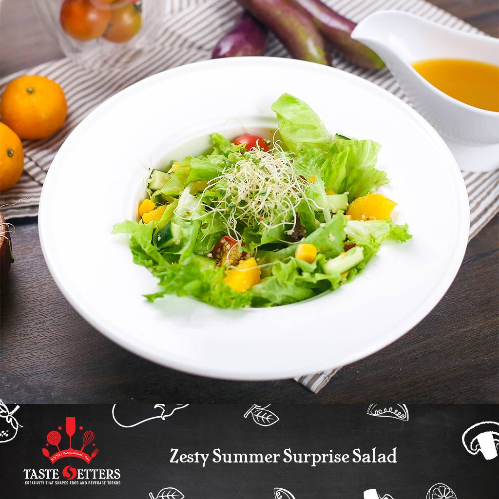 Zesty Summer Surprise Salad